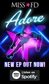 Miss FD - ADORE EP - Cyberpunk Music on Spotify