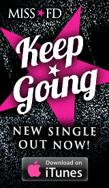Miss FD - Keep Going Motivational Song on iTunes
