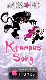 Miss FD - Krampus Holiday Music on iTunes