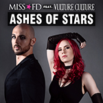 Miss FD - Ashes of Stars cover artwork