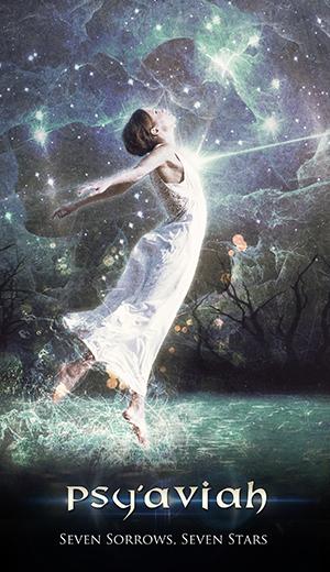 Psy'Aviah - Seven Sorrows, Seven Stars - Poster