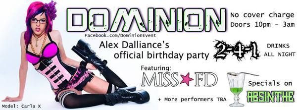 Miss FD Live Show at Dominion FL