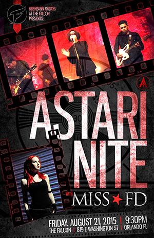 Astari Nite - Miss FD
