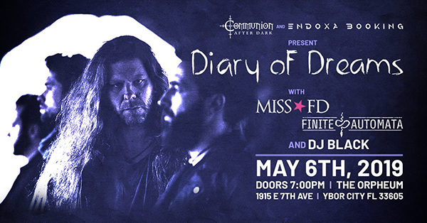 Diary of Dreams - Miss FD