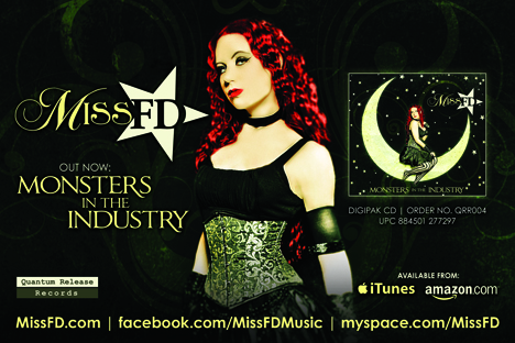 MissFD Monsters in the Industry Promo