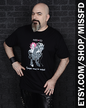 Krampus Shirt - Miss FD