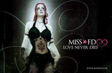 Love Never Dies Poster