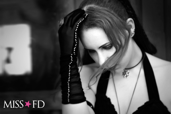 Miss FD - Love Never Dies Promo- Gothic Electronic Music