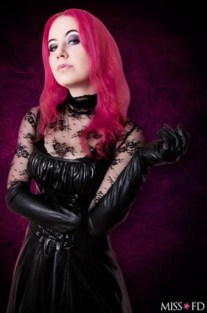 Miss FD - Super Villain - by Sam Guss