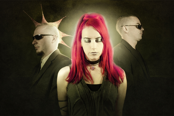 Miss FD - Negaverse Promo - Gothic Industrial Music