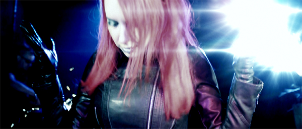 Miss FD Industrial Music - Negaverse Screenshot